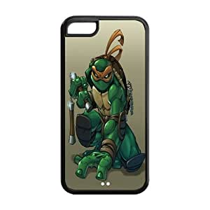 meilz aiaiMystic Zone TMNT Teenage Mutant Ninja Turtles Cover Case for Apple ipod touch 4 -(Black and White) -MZ5C00258meilz aiai