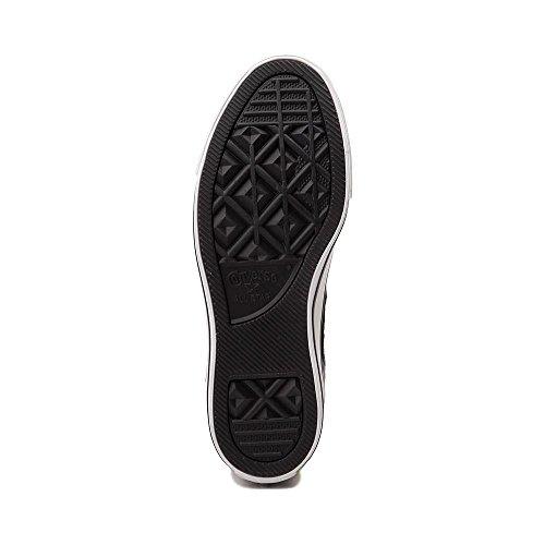 Converse Mens One Star Sneakers In Suede Ox Hi Top Tattoo Nero