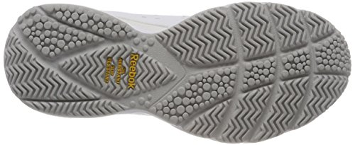 Reebok Vrouwen Werken Kussen N 3,0 Kc Loopschoenen Multi-gekleurde (wit / Staal)