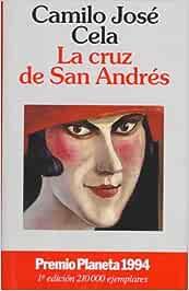 La cruz de San Andrés (Fiction, Poetry & Drama): Amazon.es