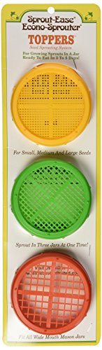 Sprout-Ease - Econo-Sprouter Toppers Set - 3 Piece(s)