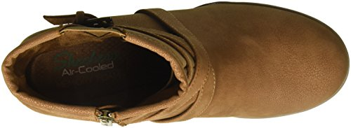 Pictures of Skechers Women's Nobel-Strappy Ankle Bootie US 2