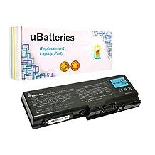 UBatteries Laptop Battery Toshiba Satellite PA3536U-1BRS PABAS100 PABAS101 - 6 Cell, 4400mAh