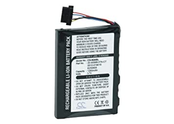 Batería para Airis NC05, 3.7V, 1200mAh, Li-ion: Amazon.es ...