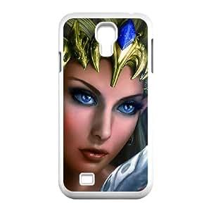 Samsung Galaxy S4 9500 Cell Phone Case White Super Smash Bros Princess Zelda J8N0MC