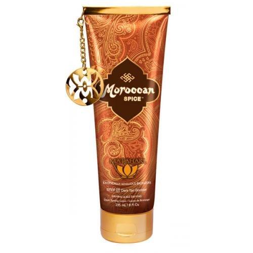 2011 Matahari Moroccan Spice Step 2 Bronzer Tanning Lotion 8