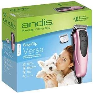 Andis Easy Clip Versa Pet Grooming Kit