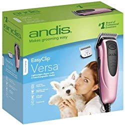 Andis Easy Clip Versa Pet Grooming Kit