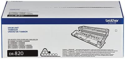 Brother Genuine Drum Unit, DR820, Seamless Integration, VAR