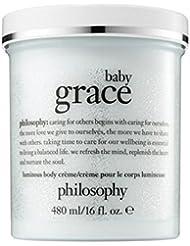 Philosophy Luminous Body Creme Cream 16 oz. (Baby Grace)