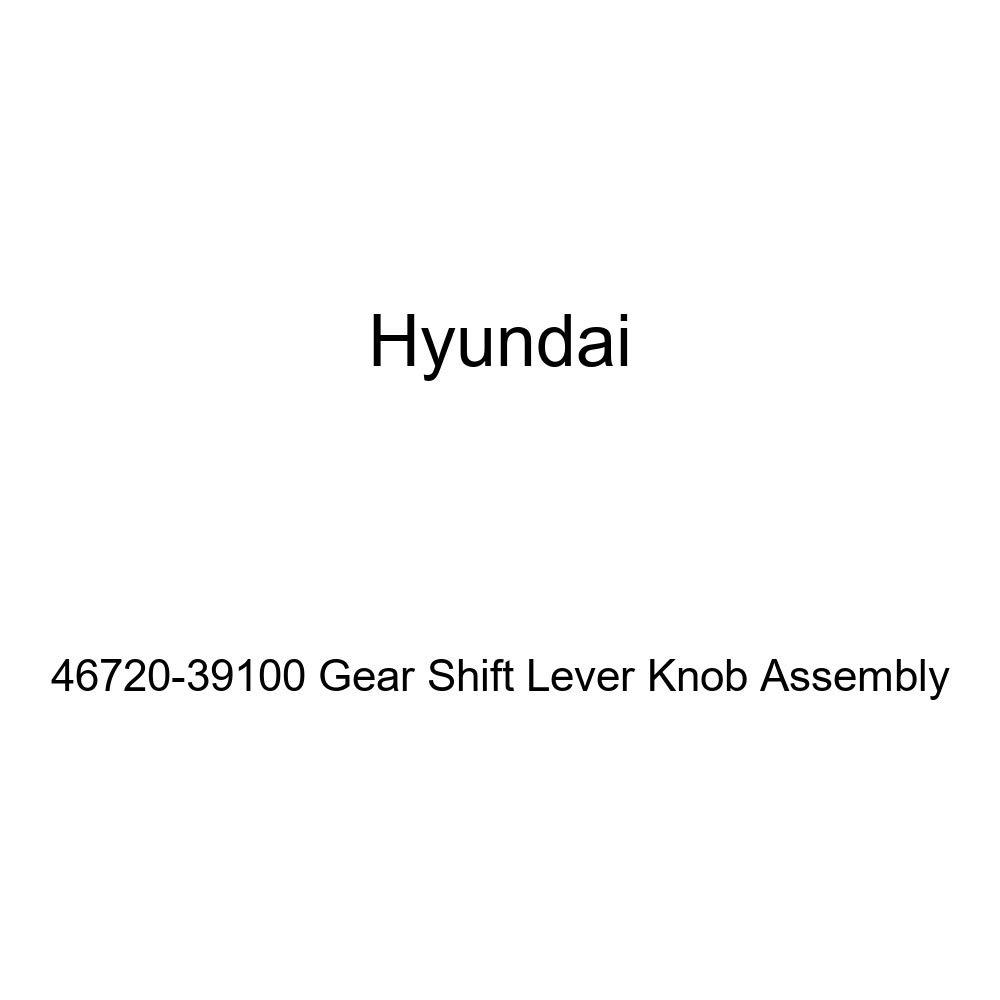 Genuine Hyundai 46720-39100 Gear Shift Lever Knob Assembly