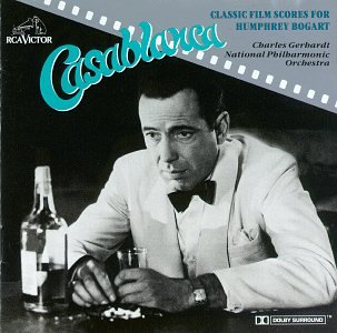 Price comparison product image Casablanca: Classic Film Scores for Humphrey Bogart