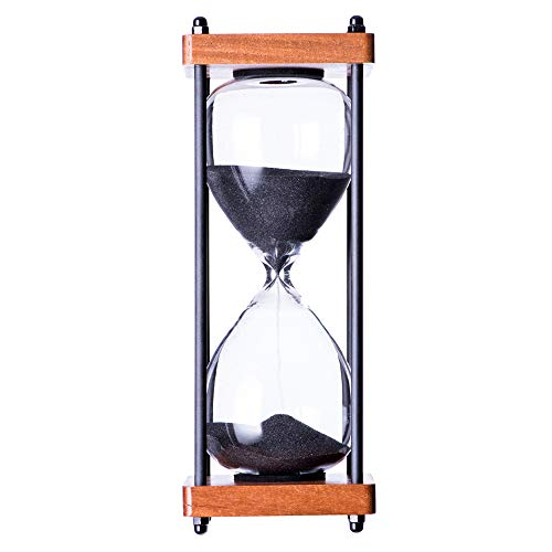Hourglass 30 Minute Sand Timer, Colorful Gift Package