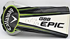 Callaway Epic Headcover This headcover is the perfect replacement for the one you lost somewhere on the back nine!