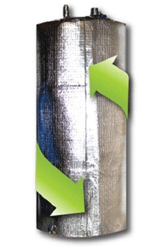 Water Heater Blanket jacket Insulation NON FIBERGLASS Fits up to 100 GallonsTank