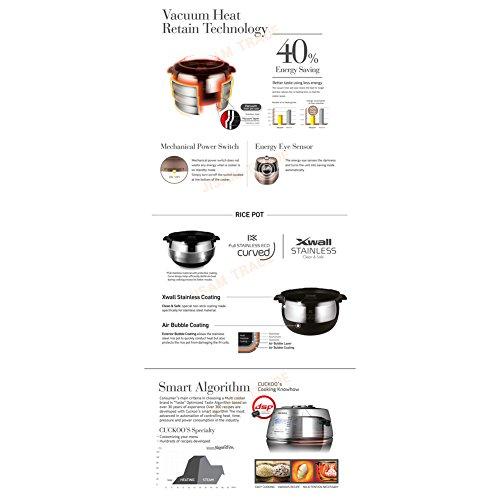 cuckoo rice cooker manual english