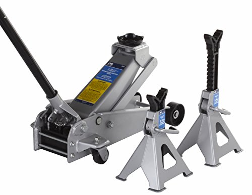 Otc Adjustable Handles - OTC (5300) Stinger 3 Ton Jack Pack
