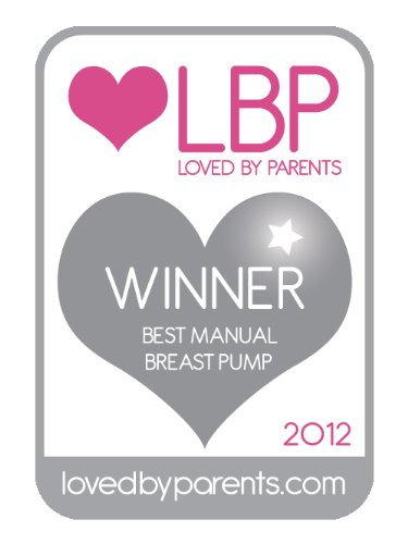 Mam 4 Cushion Manual Breast Pump by MAM (Image #7)