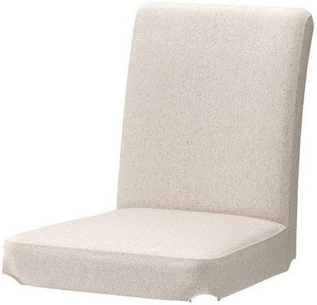 Ikea 4 packs Chair cover, Linneryd natural