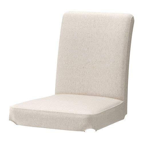 国内正規総代理店アイテム IKEA 4パック椅子カバー Linneryd natural 実物 B073YSJRKF