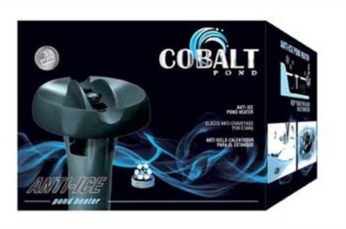 Cobalt Pond De-Icer -Floating, 100 watt ()