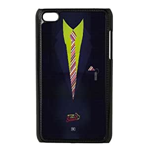 Qxhu Better Call Saul patterns Hard Plastic Back Protective case for Ipod Touch4