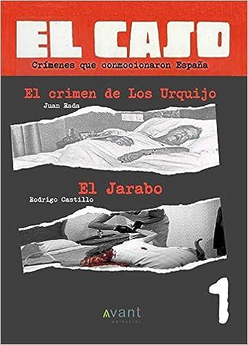 El caso 1. El crimen de los urquijo y el jarabo: Amazon.es: Vv.Aa, Vv.Aa: Libros