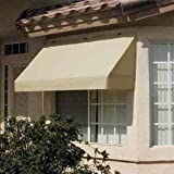 IDM Worldwide 3020734 Classic Awning Sand 6 ft.