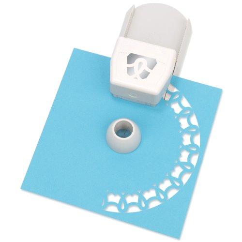 Martha Stewart Crafts Circle Edge Paper Punch, Loop (Martha Stewart Circle Punch)