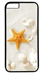 Beach sand and shells Easter Thanksgiving Personlized Masterpiece Limited Design PC Black Case for iphone 6 by Cases & Mousepads BY icecream design