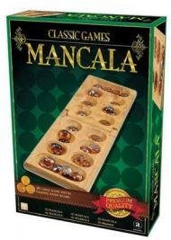 Merchant Ambassador ST010 Deluxe Wood Mancala In Gift Box by Merchant Ambassador