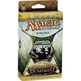 Magic: The Gathering - MTG: Mirrodin Besieged Intro Pack: Path of Blight (Green/White)