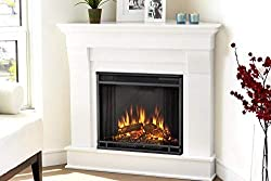 Real Flame Chateau Corner Electric Fireplace from Real Flame