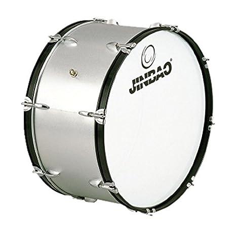 DB Percussion DB0047 color rojo Bombo banda 20 x 10