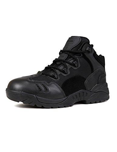 FREESOLDIER - Zapatillas de escalada de Caucho para hombre 43 negro