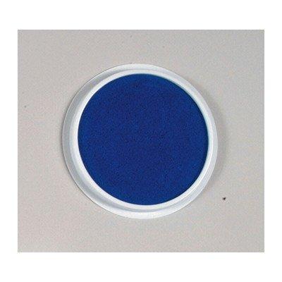Jumbo Circular Washable Pads Blue [Set of 2]