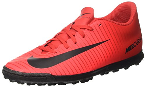 Vortex Multicolour 616 Black bright NIKE University Red 's MercurialX Crimson Football Men Tf Boots Iii Sn6tx8Ua