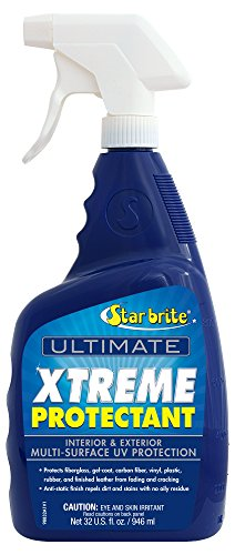 (Star brite Ultimate Xtreme Protectant - Interior & Exterior Multi-Surface UV & Stain Protection Spray 32 oz)