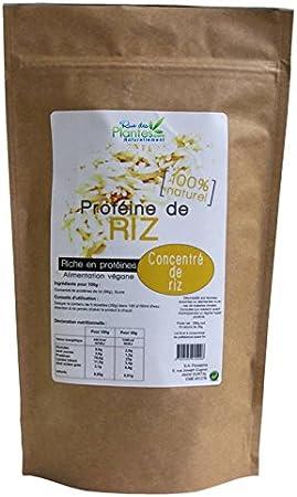 Proteína de arroz 300 G (concentrado de proteínas de arroz ...