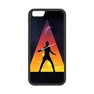 Star Wars Jedi iPhone 6 4.7 Inch Cell Phone Case Black DIY present pjz003_6451603