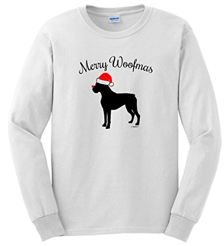 Merry Woofmas Christmas Sleeve T Shirt
