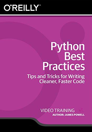 Python Best Practices [Online Code] Inf-8896