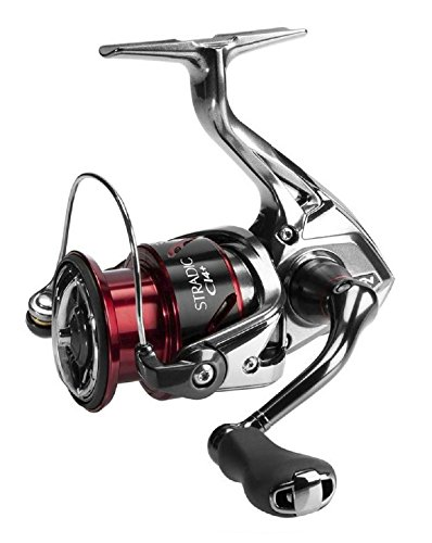 Cheap Shimano Stradic Ci4+ 1000 FB Spinning Fishing Reel With Front Drag, STCI41000FB