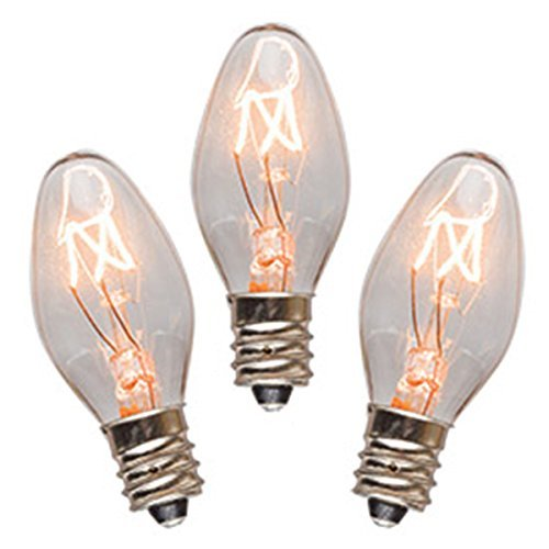 15 Watt Bulb  Replacement for Scentsy Plug-In Warmer, KE-15W