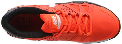 Nike Air Vapor Advantage Clay, Zapatillas de Tenis para Hombre Morado (Ttl Crimson / White-Blk-Drk Gry)