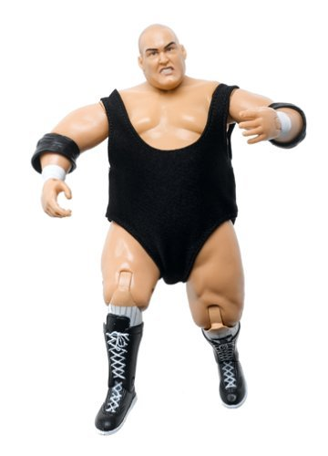 "WWE Classic Superstars Series Figure: ""King Kong Bundy"" [병행수입품]"