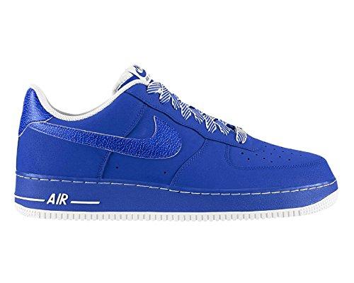 Nike Air Force 1 Men Sneakers Game Royal/White 488298-422 (SIZE: 9.5)