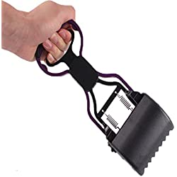 Pooper Waste Scoopers Pet Litter Scoop for Cats Small Medium Dogs , 7 inch Length