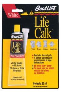Boatlife Liquid Life Calk Tube, 2.8 Fluid Ounce, Black