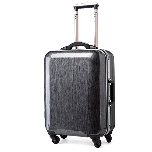 20'' Multi Function Luggage with GPS, Remote Locking, Battery Charger(Carry-on Size)